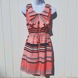 Rue21 Pink Pocket Dress